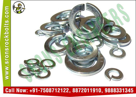 spring washers spring lock washer din 127 spring washer manufacturers exporters in India Punjab Ludhiana