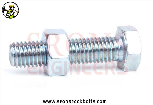 Hex Bolts manufacturers exporters in Netherland