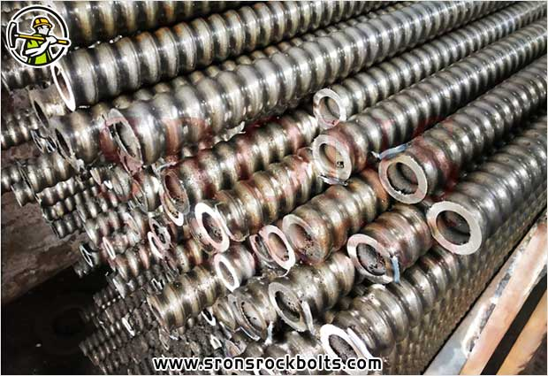 Self Drilling Hollow Bars manufacturers exporters in Netherland