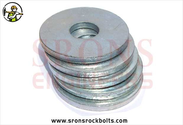 Plain Washers / Flat Washers manufacturers exporters in Iraq