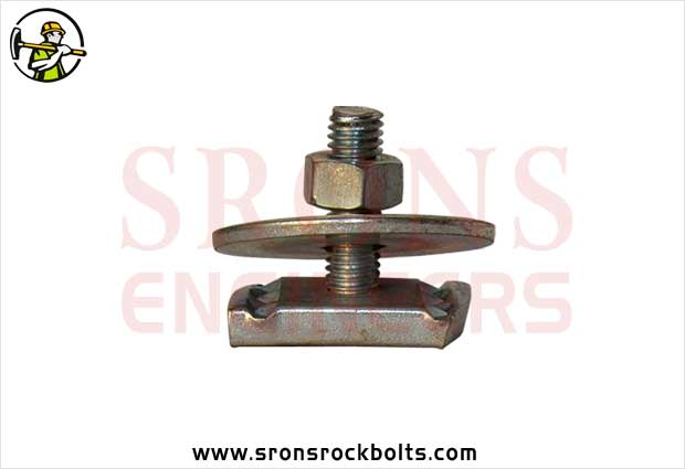 Spring Channel Nut manufacturers exporters in india punjab ludhiana