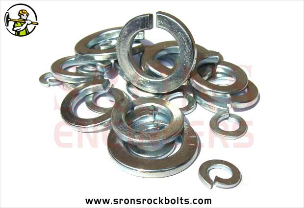 Spring Washers manufacturers exporters in india punjab ludhiana